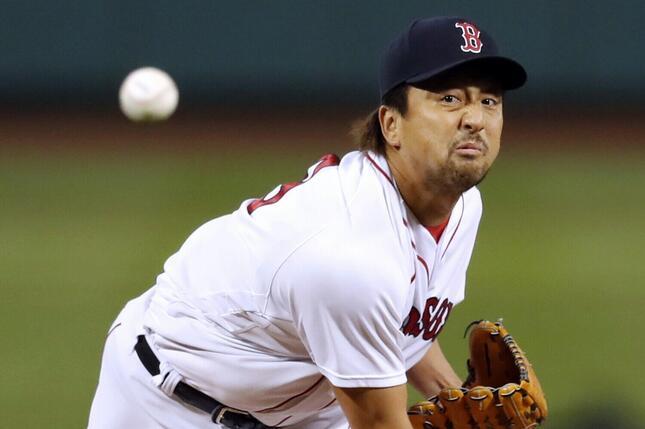澤村拓一投手(写真:AP/アフロ)