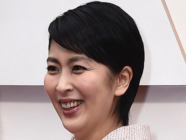 松たか子さん(2020年、写真:Jordan Strauss/Invision/AP/アフロ)
