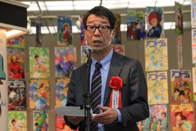 株式会社徳間書店 代表取締役社長 小宮英行さん