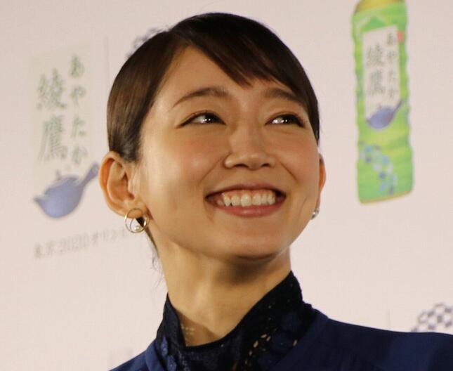 吉岡里帆さん(2019年撮影)