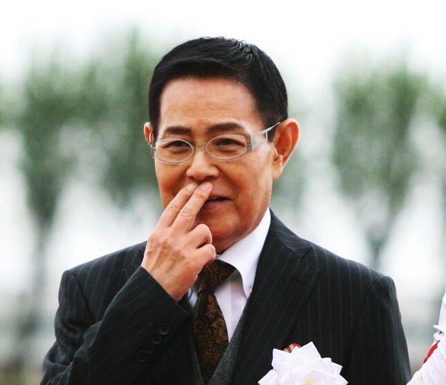 加藤茶さん(2013年撮影)