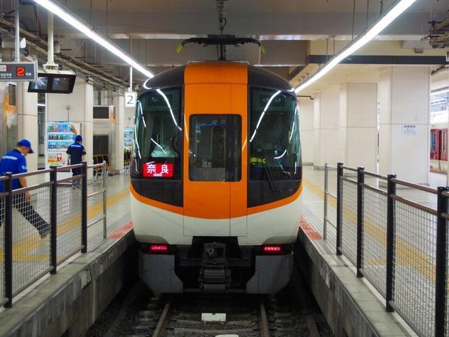 画像大幅に減便される近鉄 京都~近鉄奈良間の特急列車