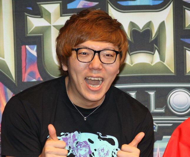ヒカキンさん(写真は2017年8月撮影)