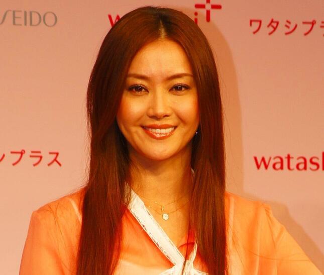 観月ありささん(2012年撮影)