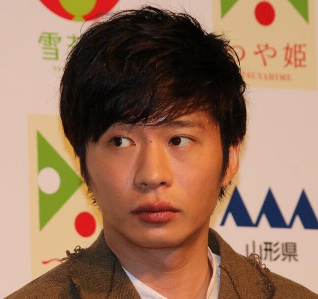 田中圭さん(2018年撮影)
