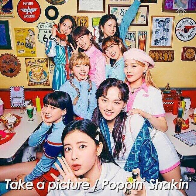 「NiziU」もオーディション番組から生まれたスターだ(画像は2ndシングル「Take a picture/Poppin' Shakin'」ジャケット)