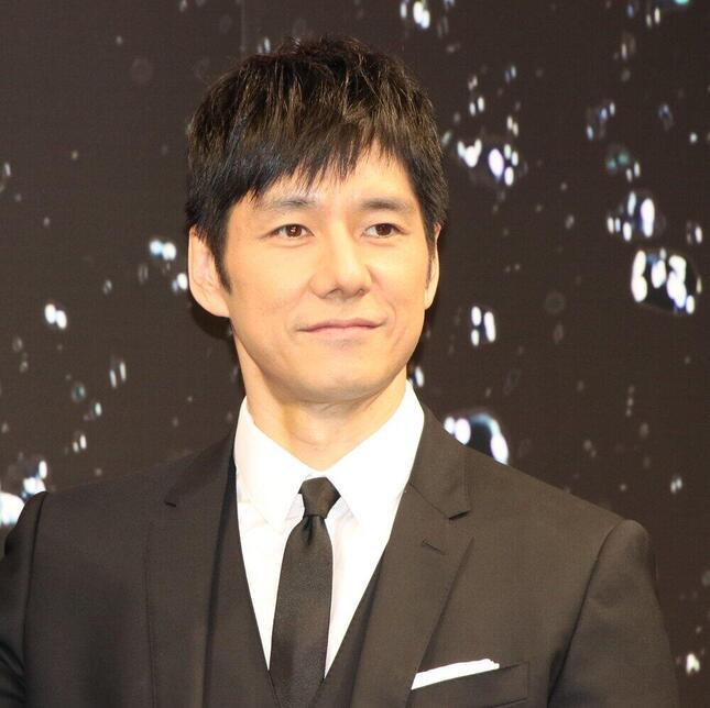 西島秀俊さん(2018年撮影)