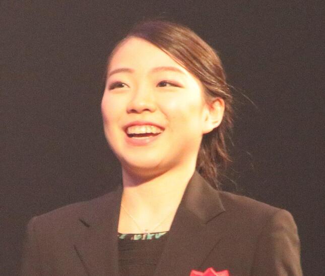 紀平梨花さん(2019年撮影)