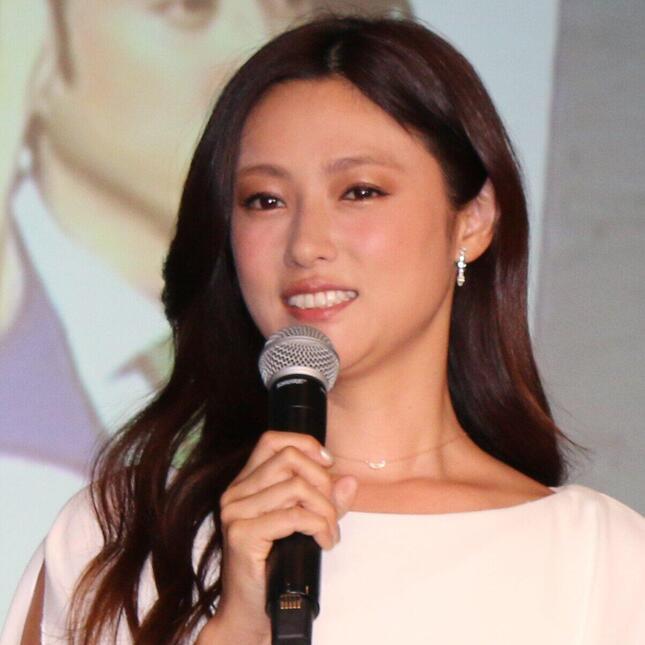 深田恭子さん(2015年撮影)