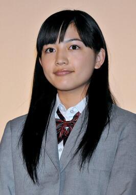 川口春奈さん(写真:UPI/アフロ)