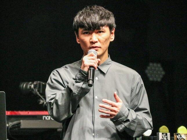 サカナクション・山口一郎さん