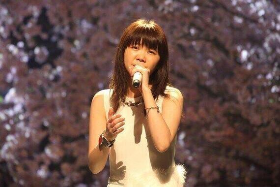 NHK紅白歌合戦にも出場した「いきものががり」(写真は吉岡聖恵さん=2016年撮影)