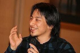 「ひろゆき」こと西村博之さん(2007年撮影)