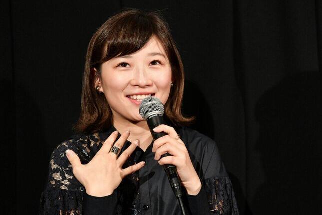 伊藤沙莉さん(写真:2019 TIFF/アフロ)