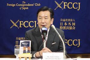 立憲・枝野代表「五輪1年延期か中止」IOCと交渉すべきと主張 「強引にでも止めることは可能」
