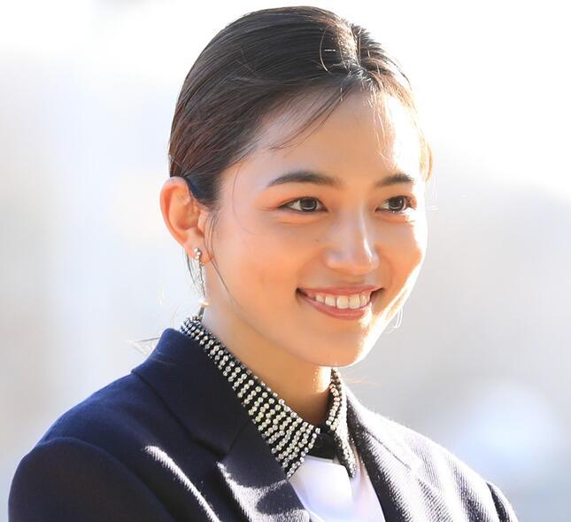 川口春奈さん(写真:伊藤 康夫/アフロ)