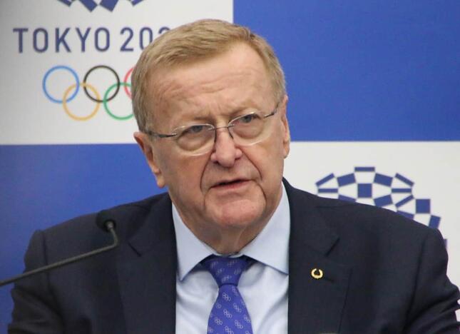 IOCジョン・コーツ氏(2019年撮影)