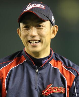2009年WBC日本代表当時の川崎宗則選手(写真:YUTAKA/アフロスポーツ)
