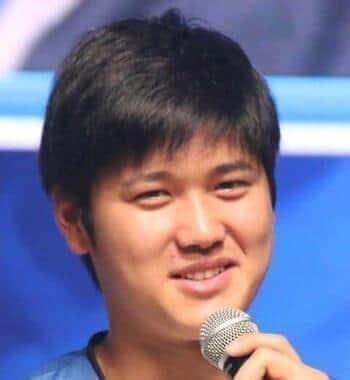大谷翔平選手(編集部撮影)