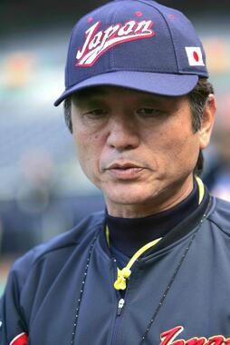 2006年のWBC日本代表で打撃コーチを務めた時の大島康徳さん(写真:アフロ)