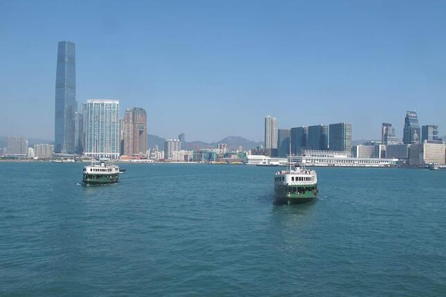 香港も「グレートファイヤーウォール」に飲み込まれてしまうのか(写真はイメージ)