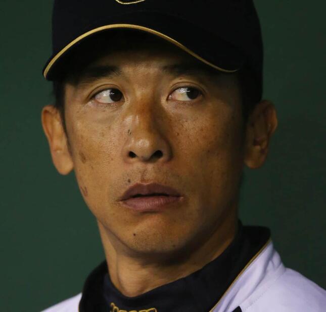 阪神・矢野監督(写真:アフロスポーツ)