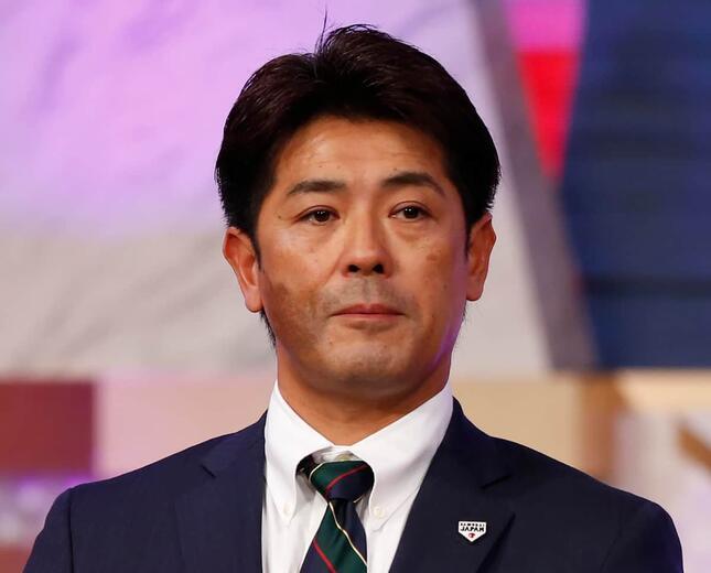 稲葉監督(写真:アフロスポーツ)