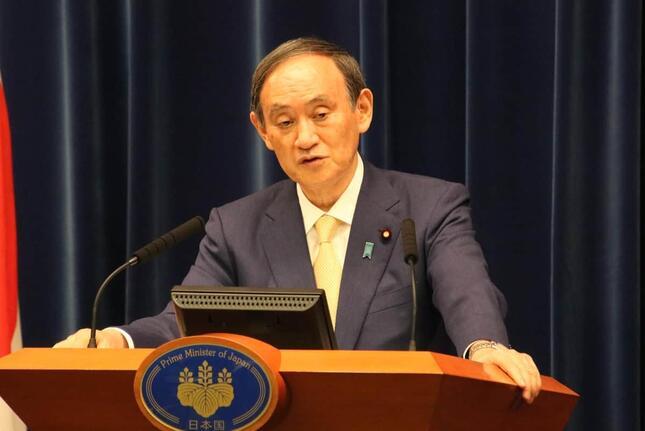 菅義偉首相は日韓首脳会談に応じるのか