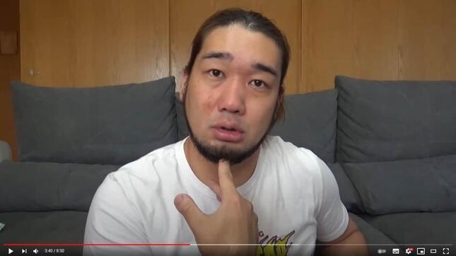シバターさんのYouTubeチャンネル「PROWRESTLING SHIBATAR ZZ」の動画より