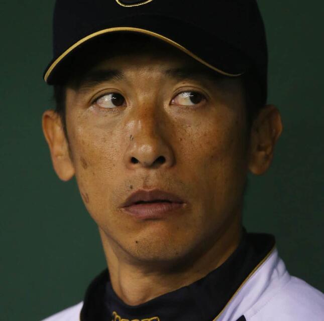 矢野燿大監督(写真:アフロスポーツ)