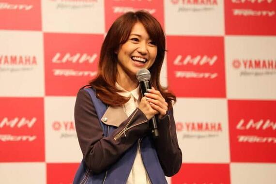 大島優子さん(2014年撮影)