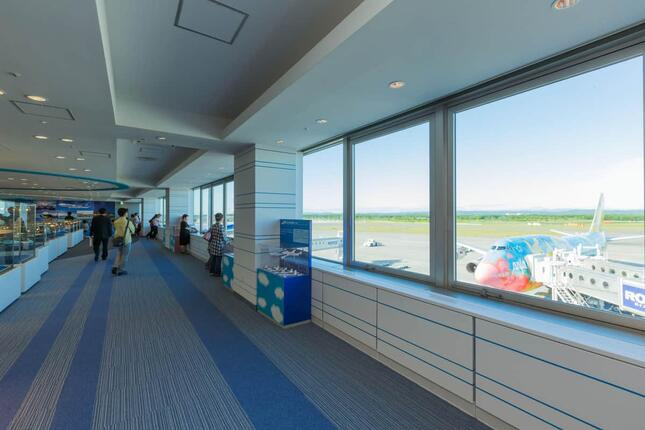 新千歳空港(画像はイメージ)