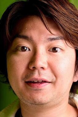 「肉マイスター」の田辺晋太郎氏(2016年撮影)