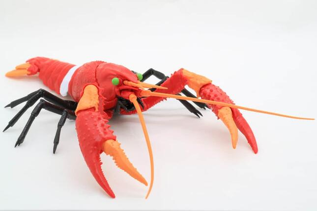 「アメリカザリガニ 2号機仕様」。(C)カラー、フジミ模型より提供