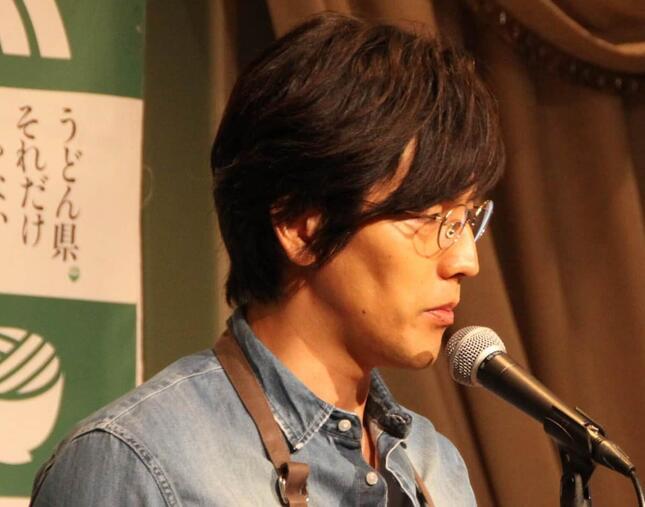 要潤さん(2017年撮影)