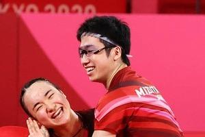 水谷&伊藤の快挙に「やだやだ、泣いちゃう!」 平野早矢香が公開した興奮の舞台裏
