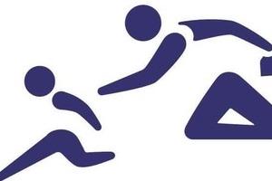 「育児はスポーツ」五輪風ピクトグラムで表現  おきがえ・おむつがえ...競技化パロディに共感続々