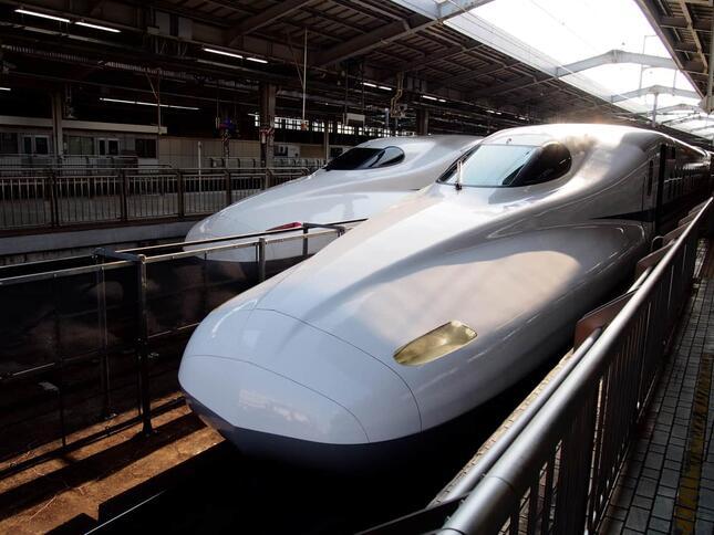 東海道山陽新幹線の車両