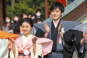 林遣都&大島優子が結婚!親友・吉高由里子はユニーク祝福 「1人でタラレバ言ってるから...全然大丈夫だから笑」