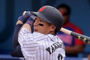 五輪野球で「他国が最も恐れる打者」 柳田悠岐の6番起用はベストな選択と言えるのか