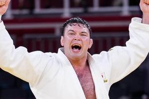 五輪柔道、敗れた韓国選手が試合後に... 「これぞスポーツマンシップ」粋な振る舞いに称賛