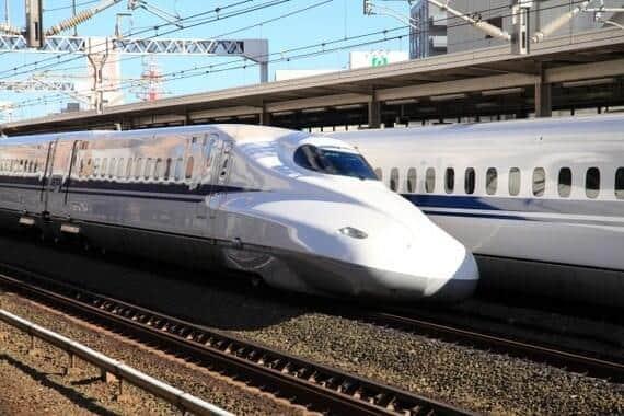 東海道新幹線でも食品輸送の試みが始まった