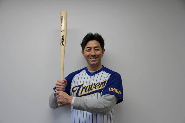 G.G.佐藤さん(2021年撮影)