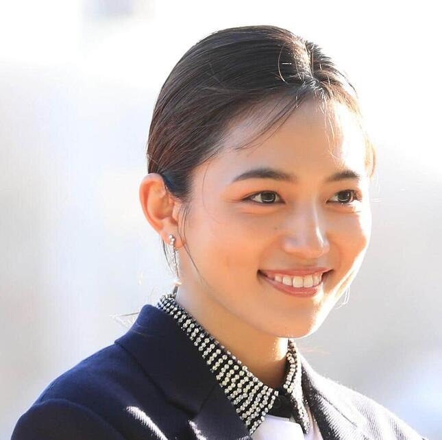 川口春奈さん(伊藤 康夫/アフロ)