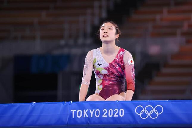 森ひかる選手(写真:長田洋平/アフロスポーツ)