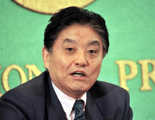 名古屋市の河村たかし市長(写真:Natsuki Sakai/アフロ)