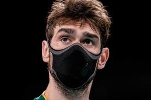 五輪バレー「マスクを外さない」ブラジル選手 その理由に感動「愛も肺活量も凄い」