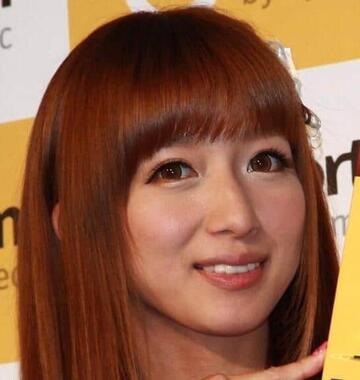 辻希美さん(2015年撮影)