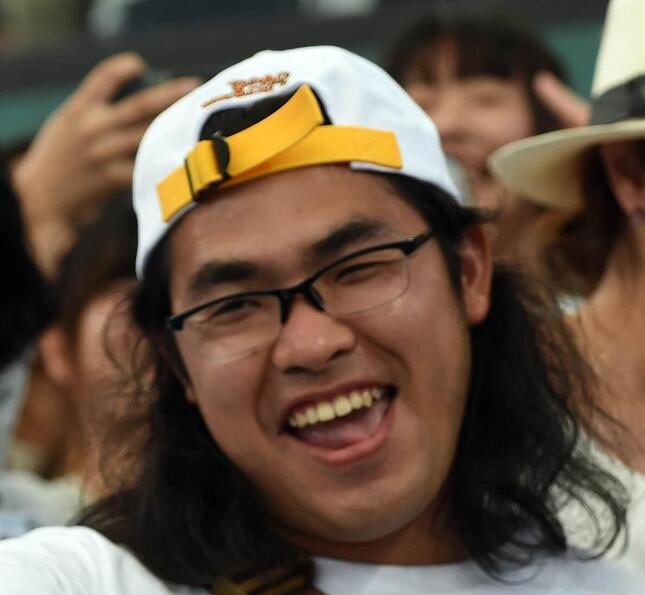 ロッチの中岡創一さん(写真:AFP/アフロ)