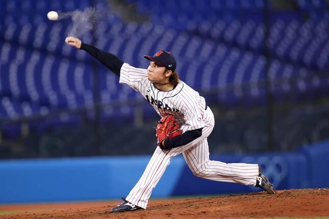 伊藤大海投手(写真:西村尚己/アフロスポーツ)